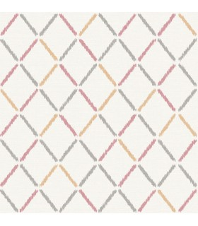 2902-25536 - Theory Wallpaper by A Street-Allotrope Linen Geometric