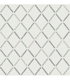 2902-25535 - Theory Wallpaper by A Street-Allotrope Linen Geometric