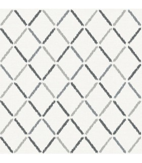 2902-25534 - Theory Wallpaper by A Street-Allotrope Linen Geometric