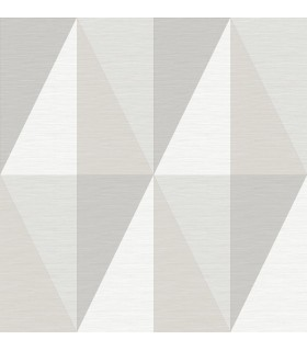 2902-25540 - Theory Wallpaper by A Street-Aspect Geometric Faux Grasscloth