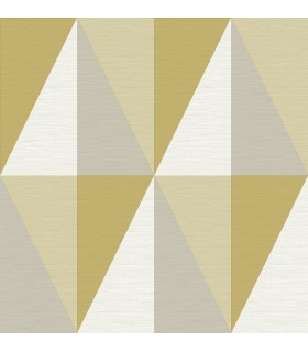 2902-25538 - Theory Wallpaper by A Street-Aspect Geometric Faux Grasscloth