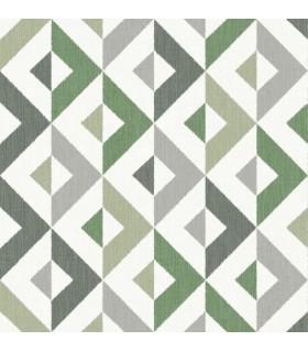 2902-25543 - Theory Wallpaper by A Street-Seesaw Geometric