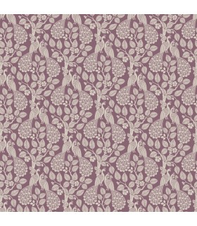 SP1405-Small Prints Resource Library Wallpaper by York-Plumage