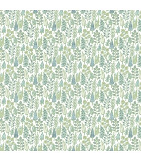 SP1409 - Small Prints Resource Library Wallpaper by York-Leaf Life