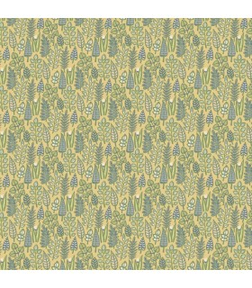SP1410 - Small Prints Resource Library Wallpaper by York-Leaf Life
