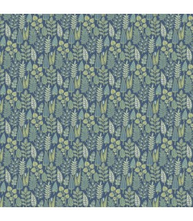 SP1413 - Small Prints Resource Library Wallpaper by York-Leaf Life
