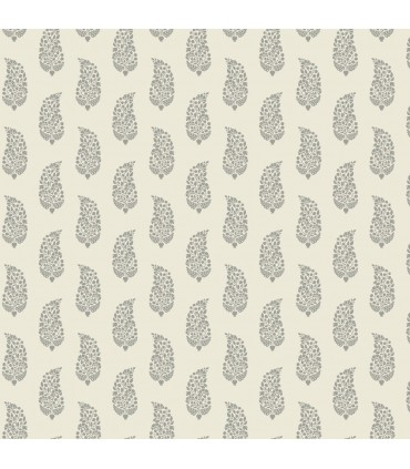 SP1419 - Small Prints Resource Library Wallpaper by York-Boteh Paisley