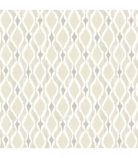 SP1425 - Small Prints Resource Library Wallpaper by York-Dyed Ogee