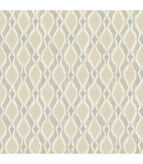 SP1426 - Small Prints Resource Library Wallpaper by York-Dyed Ogee