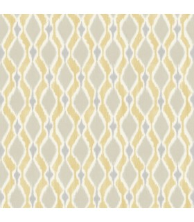 SP1427 - Small Prints Resource Library Wallpaper by York-Dyed Ogee