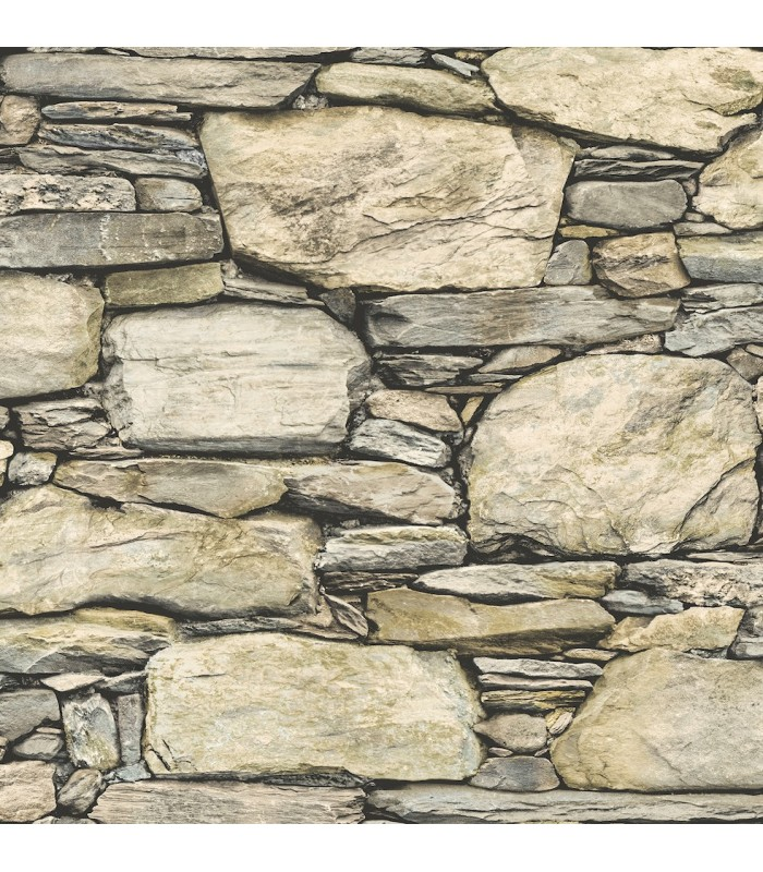 2922-22317-Trilogy Wallpaper by A Street-Cesar Stone Wall