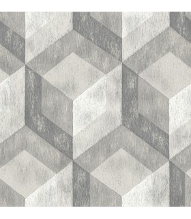 2922-22306-Trilogy Wallpaper by A Street-Clarabelle Rustic Wood Tile