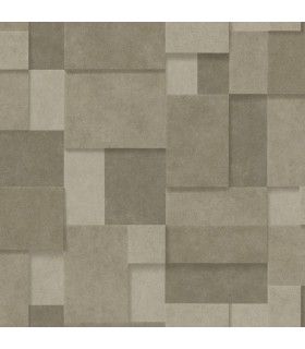 2922-25352-Trilogy Wallpaper by A Street-Gampers Metallic Squares