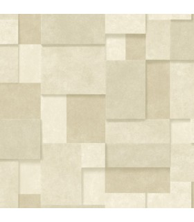 2922-25355-Trilogy Wallpaper by A Street-Gampers Metallic Squares