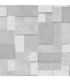 2922-25353-Trilogy Wallpaper by A Street-Gampers Metallic Squares