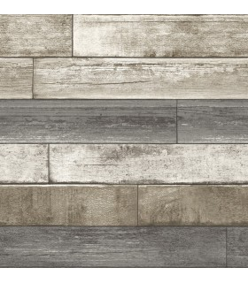 2922-22345 - Trilogy Wallpaper by A Street-Porter Weathered Plank