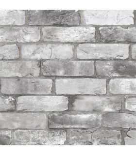 2922-25386 - Trilogy Wallpaper by A Street-Rustin Reclaimed Bricks