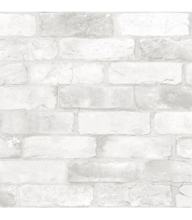 2922-22321 - Trilogy Wallpaper by A Street-Rustin Reclaimed Bricks