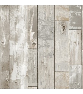 2922-24054 - Trilogy Wallpaper by A Street-Samuel Distressed Wood