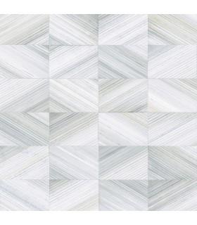 2922-25376 - Trilogy Wallpaper by A Street-Ulysses Geometric Wood
