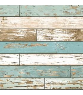 2922-22318 - Trilogy Wallpaper by A Street-Wynona Scrap Wood