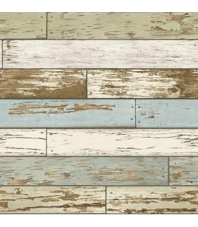 2922-22302 - Trilogy Wallpaper by A Street-Wynona Scrap Wood