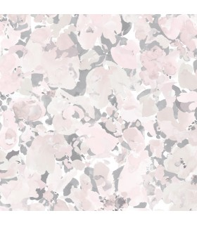 FW36826 - Fresh Watercolors Wallpaper by Norwall