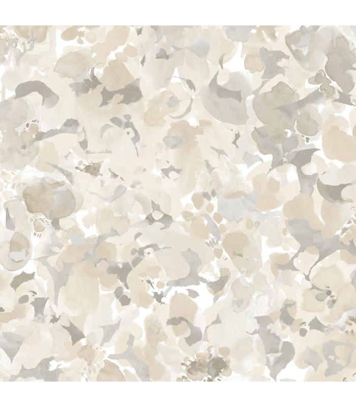 FW36827 - Fresh Watercolors Wallpaper by Norwall