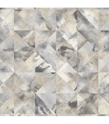 FW36822 - Fresh Watercolors Wallpaper by Norwall-Mosaic