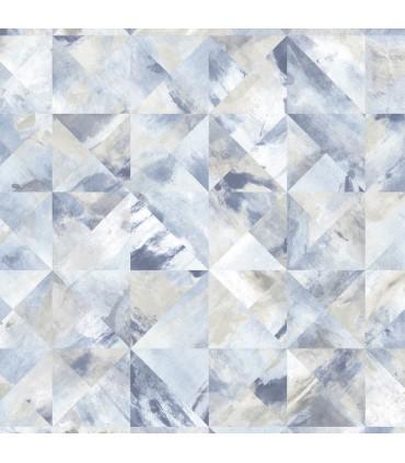 FW36819 - Fresh Watercolors Wallpaper by Norwall-Mosaic