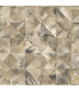 FW36821 - Fresh Watercolors Wallpaper by Norwall-Mosaic
