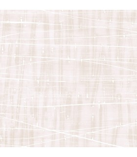 FW36853 - Fresh Watercolors Wallpaper by Norwall-Meander