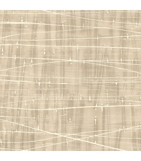 FW36855 - Fresh Watercolors Wallpaper by Norwall-Meander