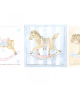 LW79178 - Rocking Horse Border Special