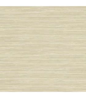 2765-BW40916 - GeoTex Wallpaper by Kenneth James-Bondi Grasscloth Texture