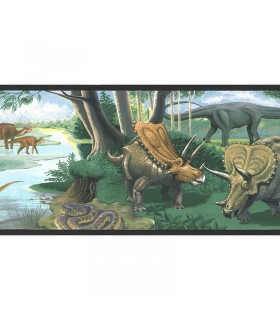 RG74165 - Cheeky Monkey Dinosaurs Border Special