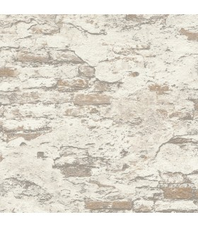 RH625547 - Rasch Wallpaper-Templier Distressed Brick