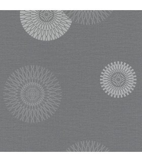 RH808803 - Rasch Wallpaper-Eliel Medallion