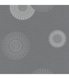 RH808803 - Rasch Wallpaper-Eliel Medallion