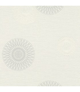 RH808827 - Rasch Wallpaper-Eliel Medallion