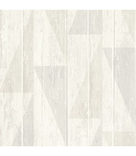 RH809107 - Rasch Wallpaper-Nilsson Geometric Wood