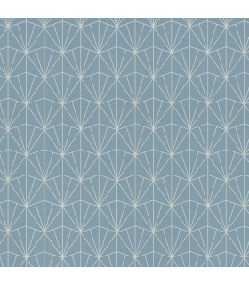 RH434057 - Rasch Wallpaper-Frankl Geometric