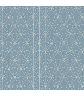 RH434057 - Rasch Wallpaper-Frankl Geometric