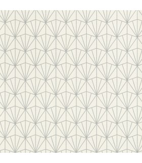 RH434064 - Rasch Wallpaper-Frankl Geometric