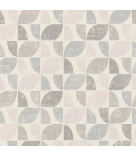 RH519815 - Rasch Wallpaper-Dorwin Geometric