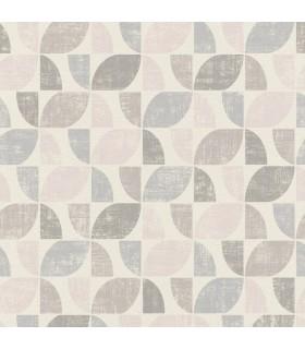 RH519815 - Rasch Wallpaper-Dorwin Geometric