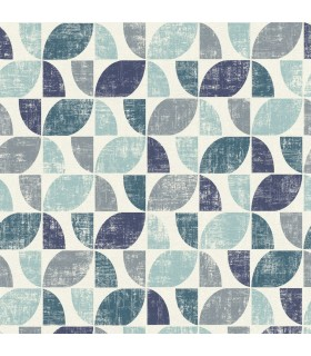 RH519839 - Rasch Wallpaper-Dorwin Geometric
