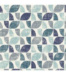 RH519839 - Rasch Wallpaper-Dorwin Geometric