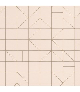 RH610734 - Rasch Wallpaper-Teague Geometric