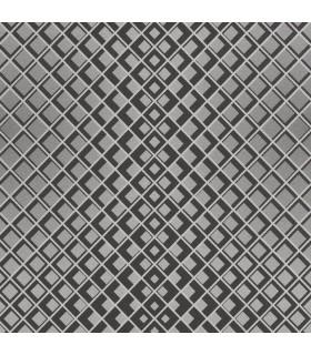 RH610918 - Rasch Wallpaper-Perriand Geometric